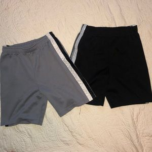 2 pair Garanimals Boys Basketball Shorts